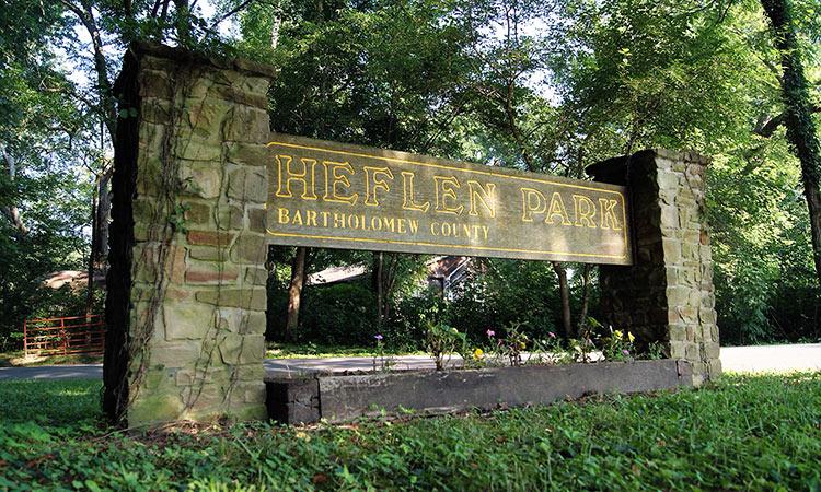 Heflen park 1
