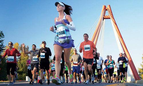 E mill race marathon