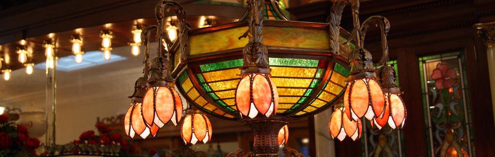 Zaharakos lamp